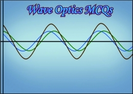 Wave Optics