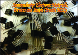 Semiconductor Electronic Materials, Devices and Simple Circuits