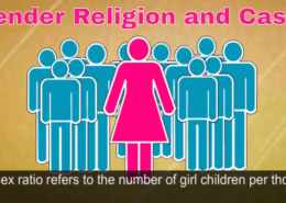 Gender Religion and Caste