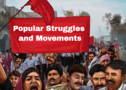 Popular Struggles and Movements